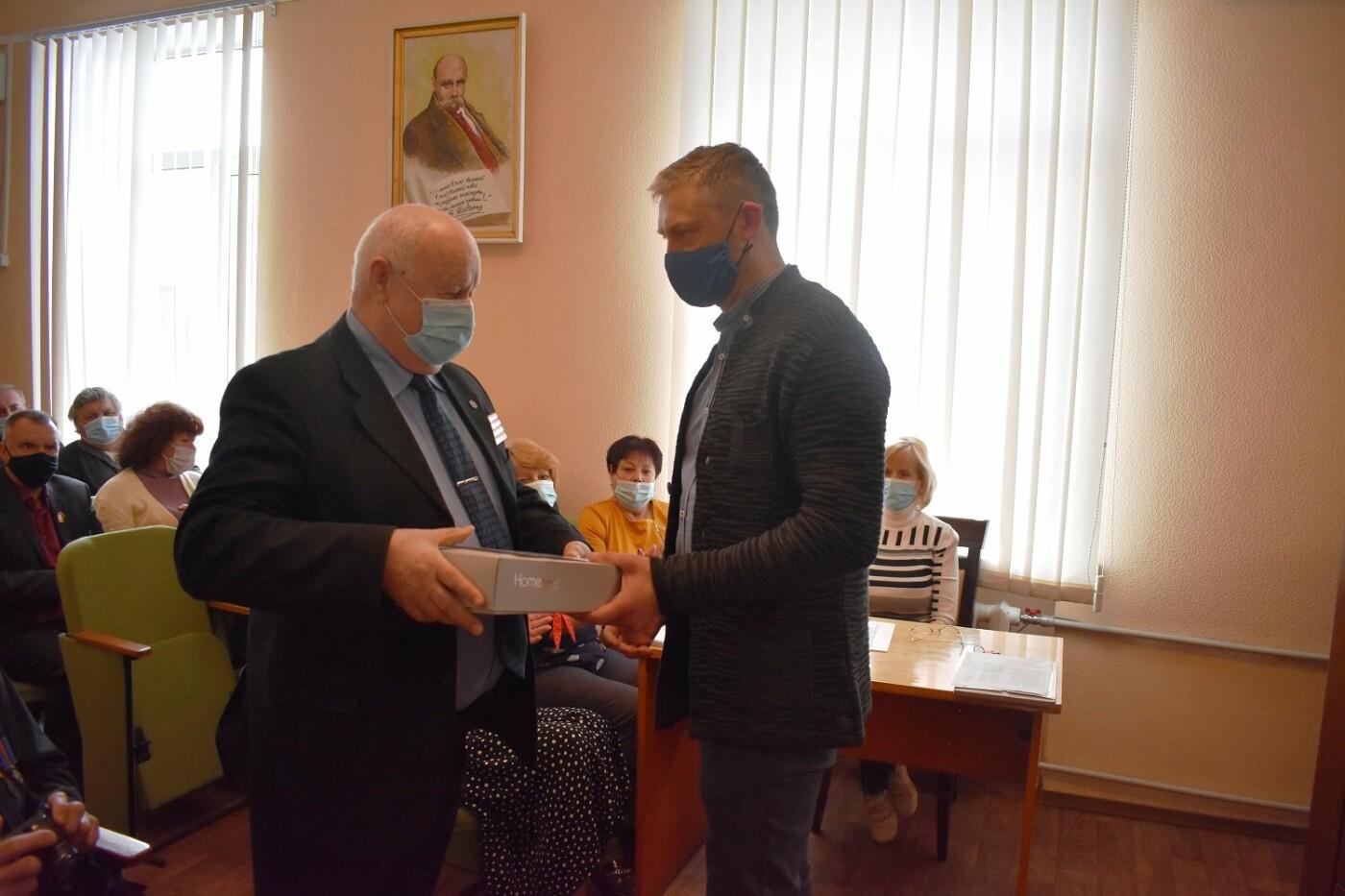 В Северодонецке наградили грамотами ликвидаторов чернобыльской катастрофы (фото), фото-2