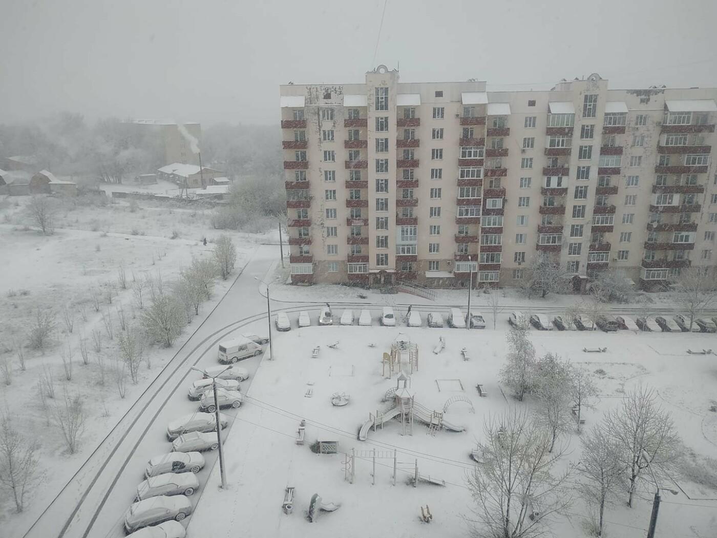 Богуслав, Украина. 26 апреля 2021, Олексій Рєпік