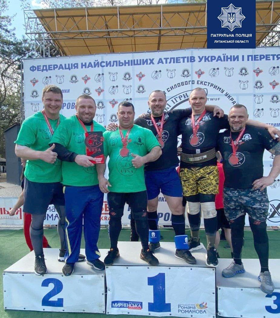 Спортсмены Луганской области приняли участие в чемпионате Украины, фото-3