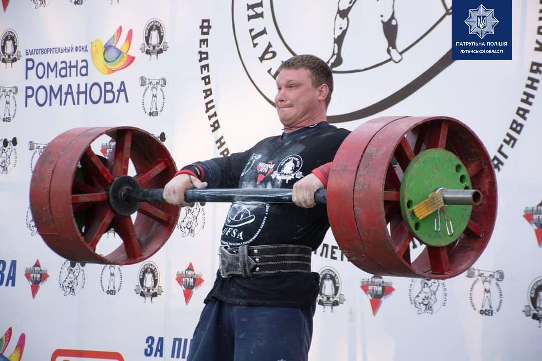 Спортсмены Луганской области приняли участие в чемпионате Украины, фото-4
