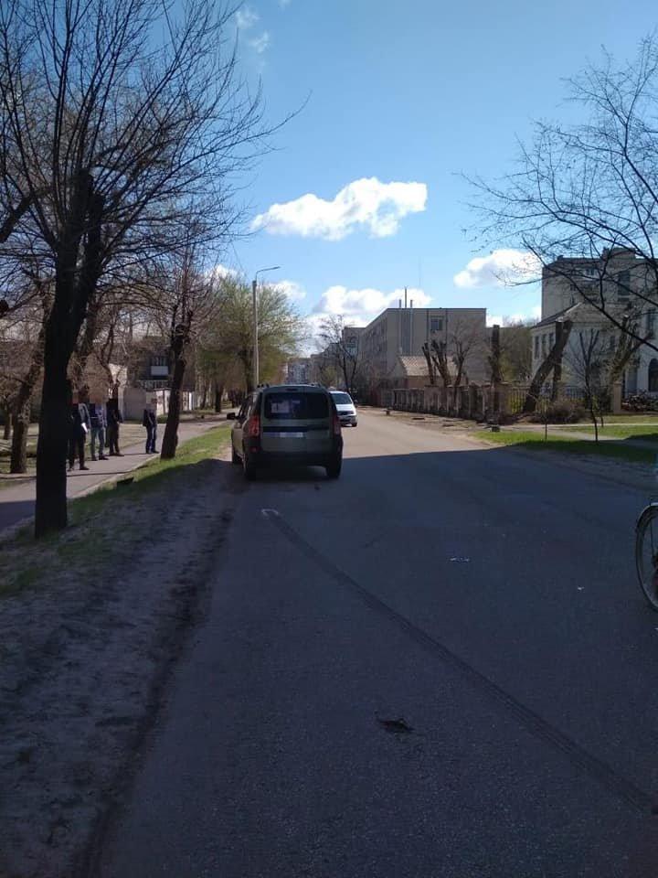 В Северодонецке произошло ДТП, в результате которого пострадала 7-летняя девочка (фото), фото-3