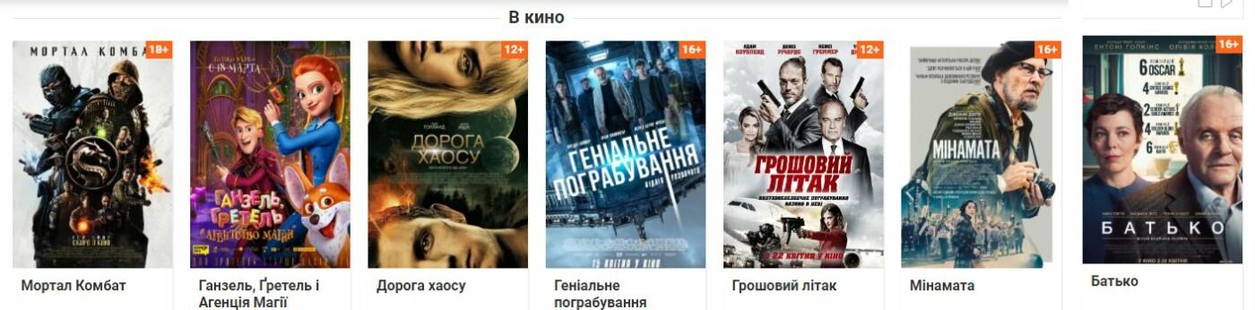 Кинотеатр FILMAX
