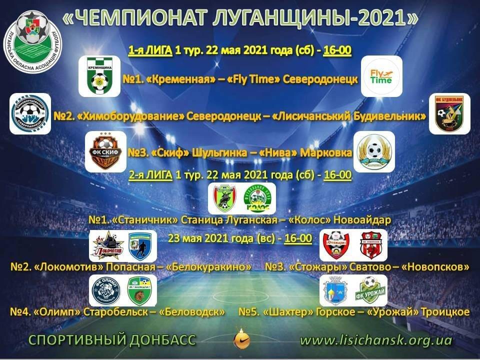 В Чемпионате Луганщины по футболу примет участие новый клуб из Северодонецка , фото-1