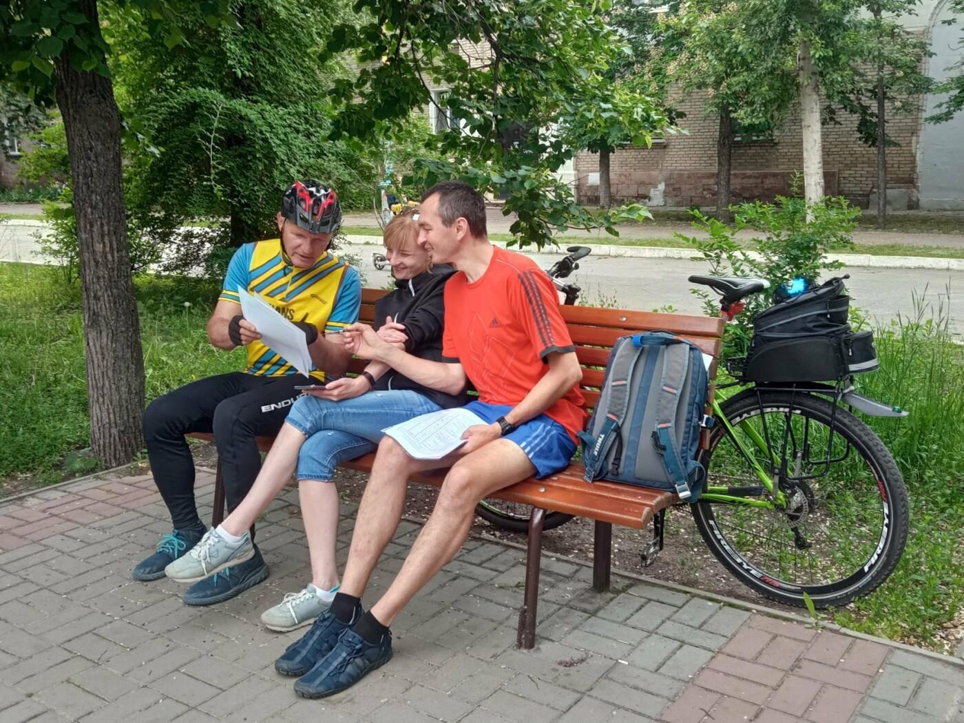 """В Северодонецке прошел велоквест """"Я знаю свой город"""", фото-1"""