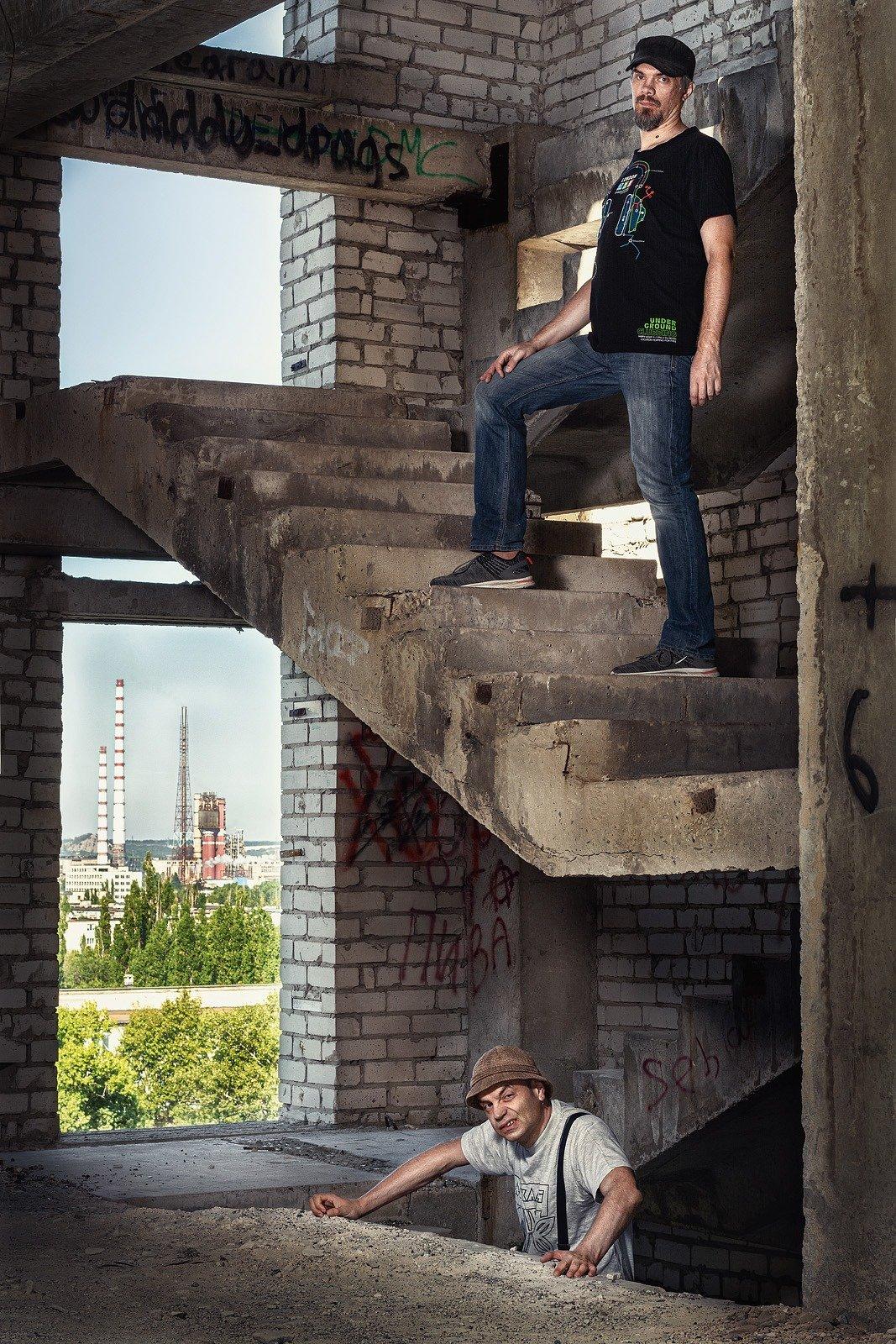 «Менделеев ошибался» - глоток музыкального «неформата» на просторах Северодонецка, фото-13