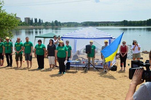 В Северодонецке прошёл Чемпионат по технике водного туризма, посвященный Дню города, фото-5