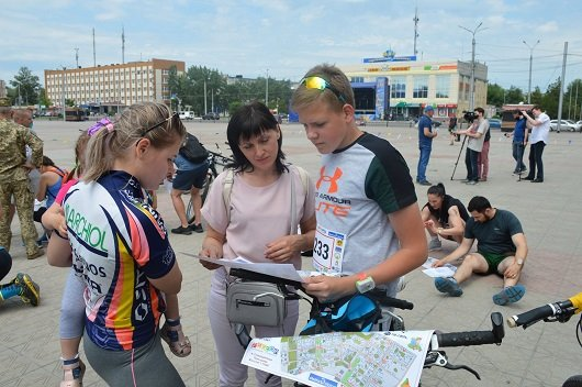 «SEVERCITYRACE»: в Северодонецке состоялись приключенческие гонки, фото-3