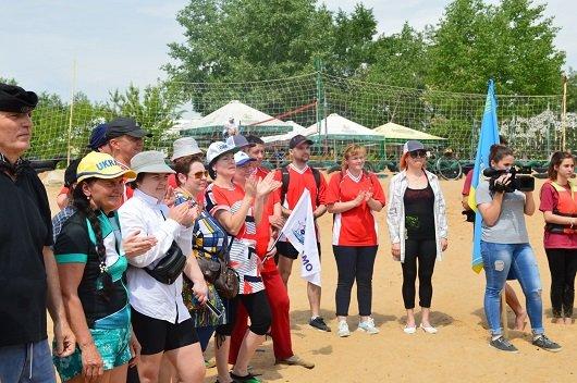 В Северодонецке прошёл Чемпионат по технике водного туризма, посвященный Дню города, фото-3