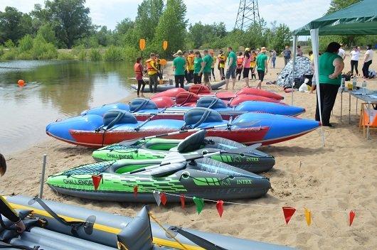 В Северодонецке прошёл Чемпионат по технике водного туризма, посвященный Дню города, фото-2