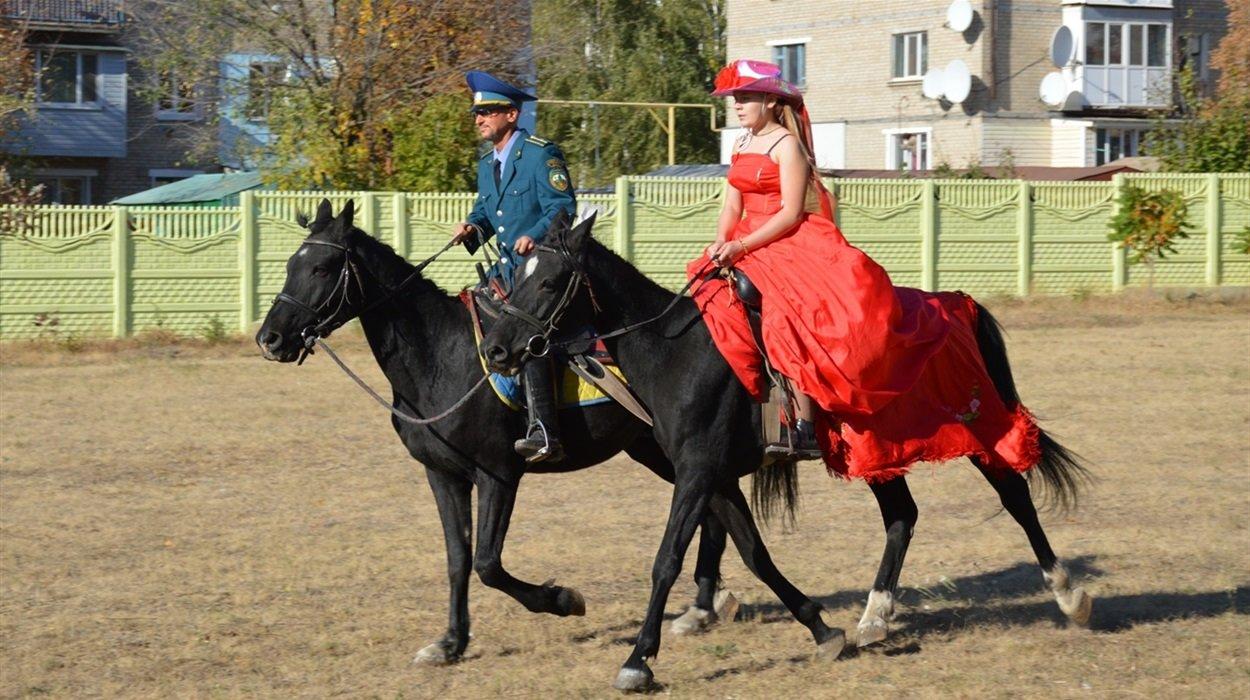 Верхом на коне: где северодончане могут покататься на лошадях, фото-4