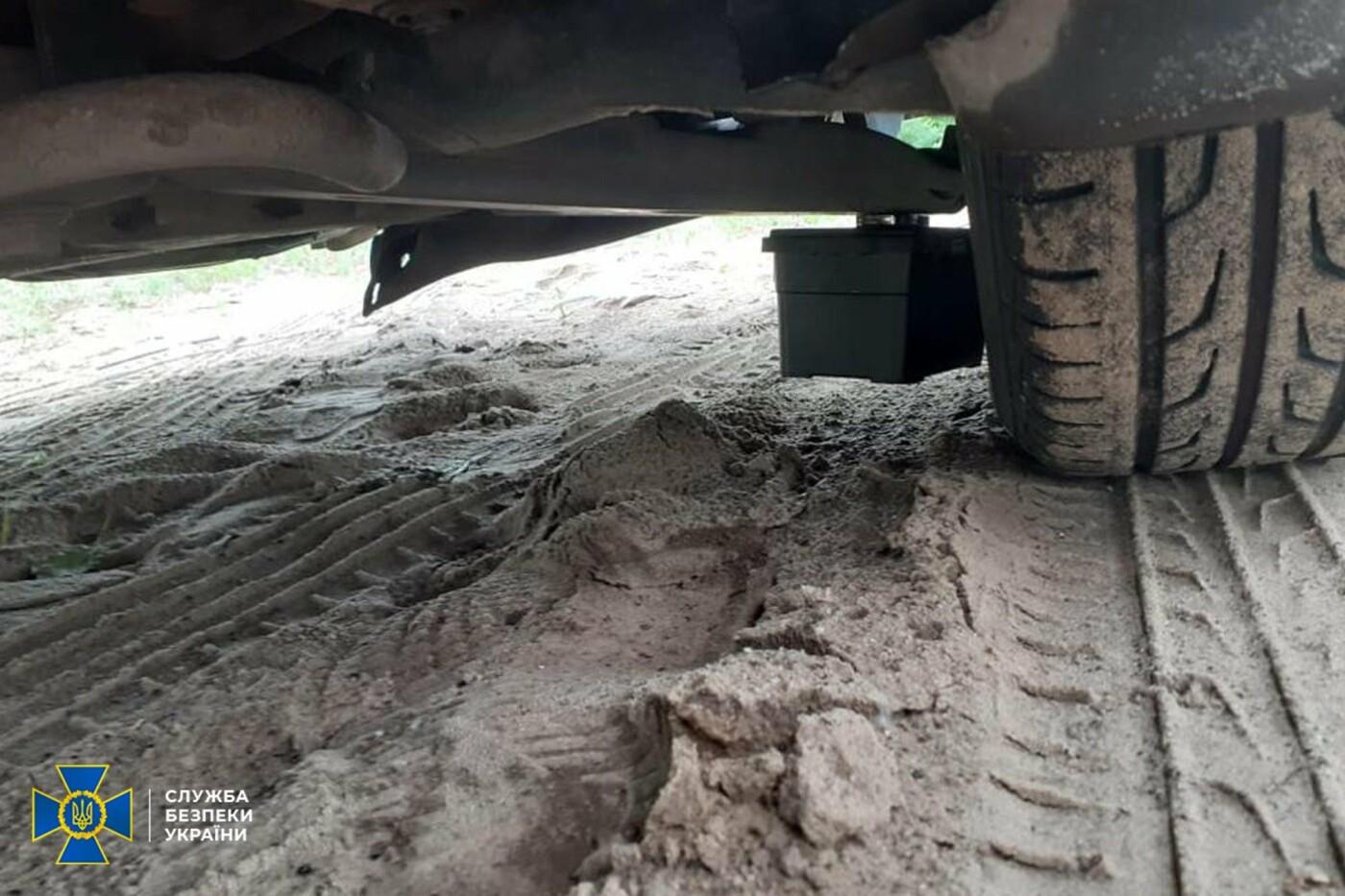 """В Северодонецке СБУ предотвратили терракт, который готовил бывший боевик так называемой """"ЛНР"""" (фото, видео), фото-3"""