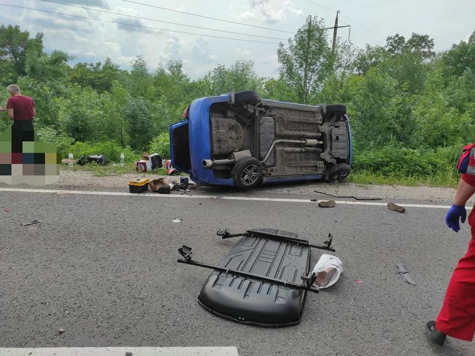 На Луганщине произошло смертельное ДТП (фото) , фото-1