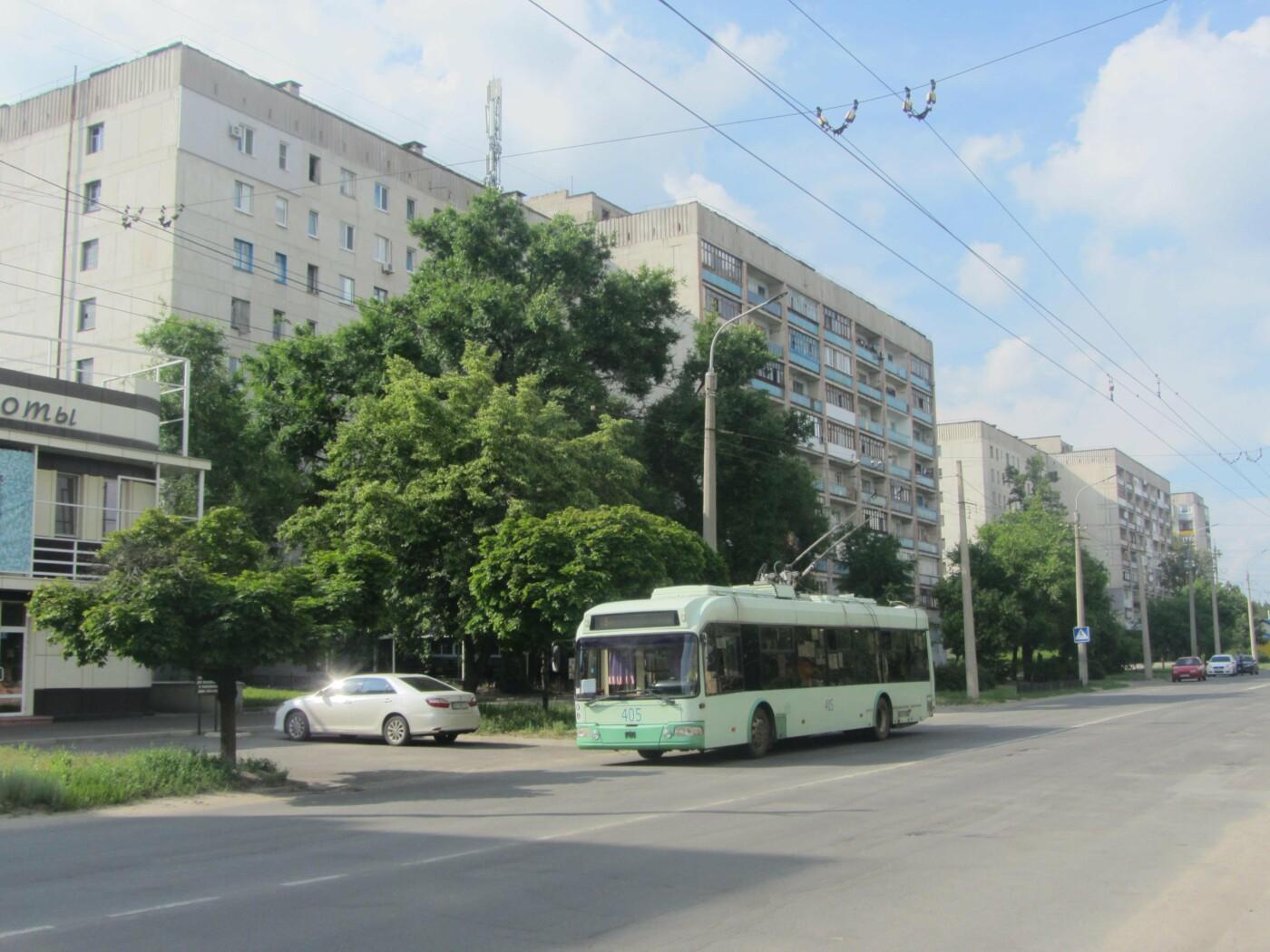 Маршруты общественного транспорта Северодонецка, фото-4