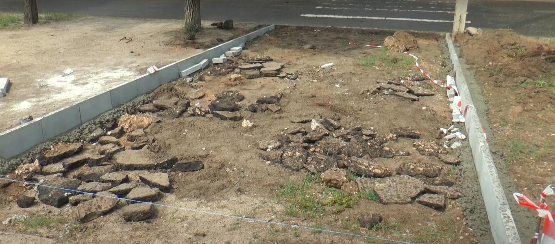 В Северодонецке возле двух школ началась реконструкция тротуара, фото-2