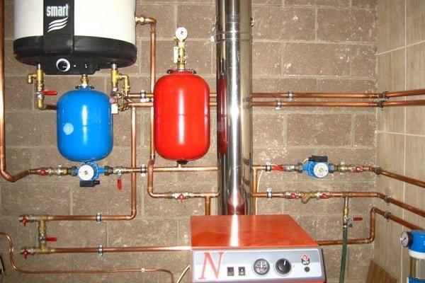 расширительный бак для газового котла