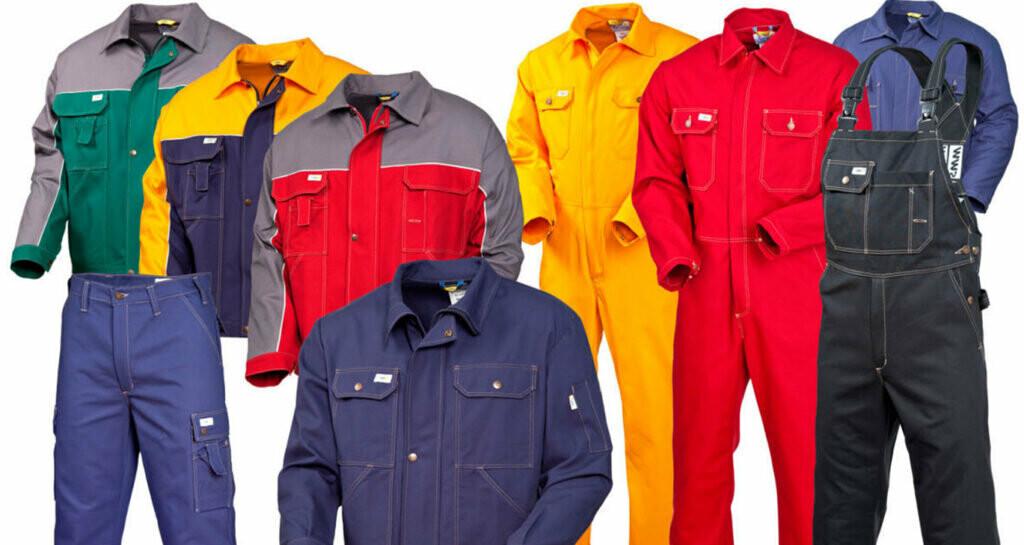 Спецодежда и защитная одежда